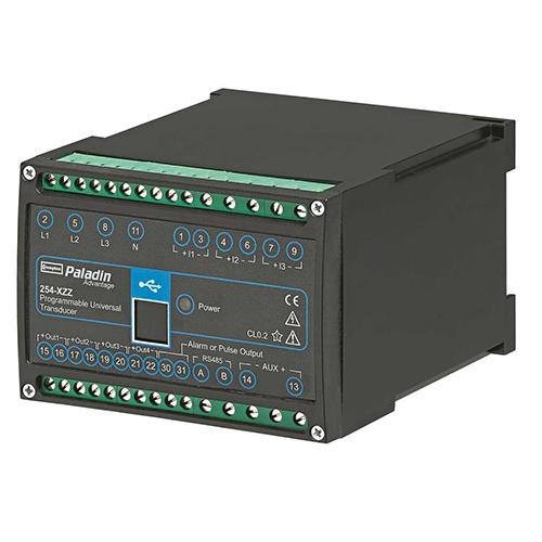 Multifunction Electrical Transducer : Xzz multifunction progammable transducer